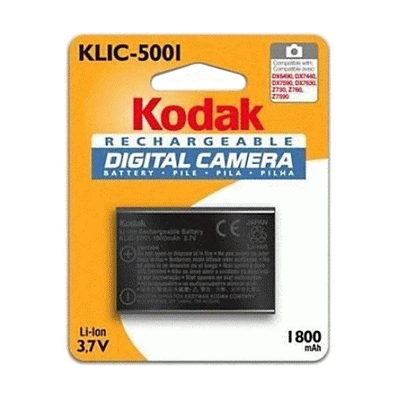 Kodak KLIC-5001 Baterai kamera [1800 mAh]