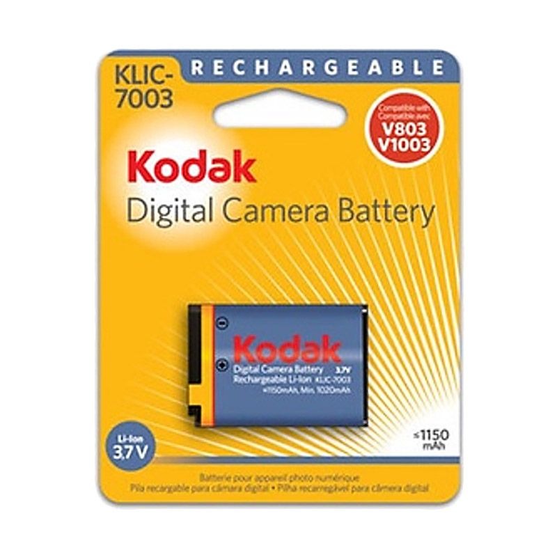 Kodak KLIC-7003 Battery Camera