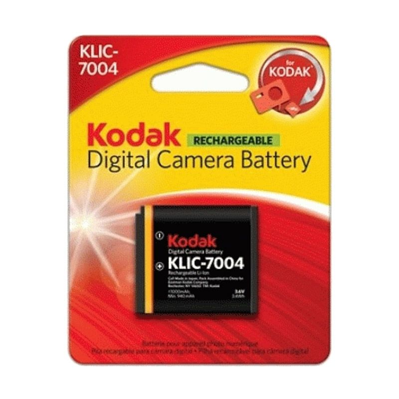 Kodak KLIC-7004 Battery Camera