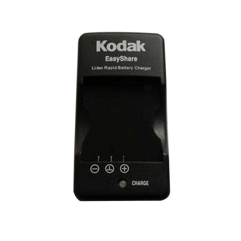 Kodak KLIC-7004 Hitam Charger Baterai Kamera