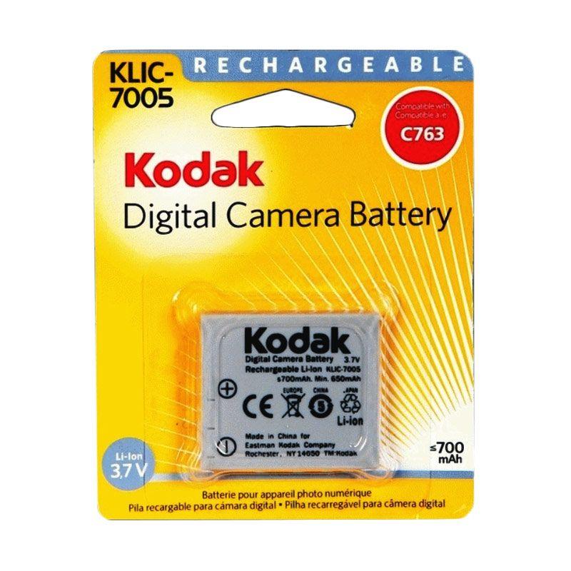 Kodak KLIC-7005 Putih Baterai Kamera