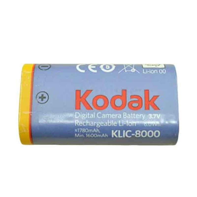 Kodak KLIC-8000 Baterai Kamera