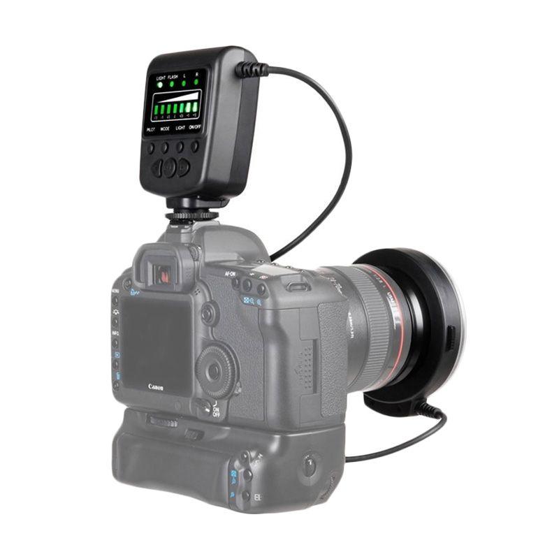 Meike FC-100 LED Macro Ring Flash for Nikon