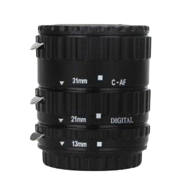 Meike TTL AF Macro Extension Tube Ring for Canon EOS EF EF-S [Plastik]
