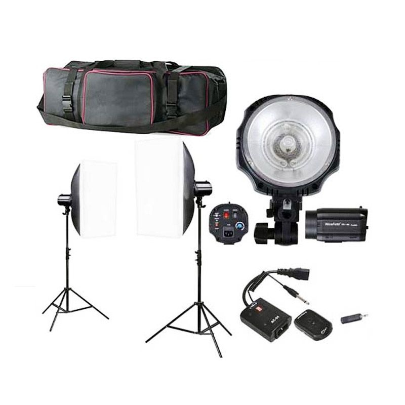 Nicefoto Studio Mini GE-180 Kit [Paket]