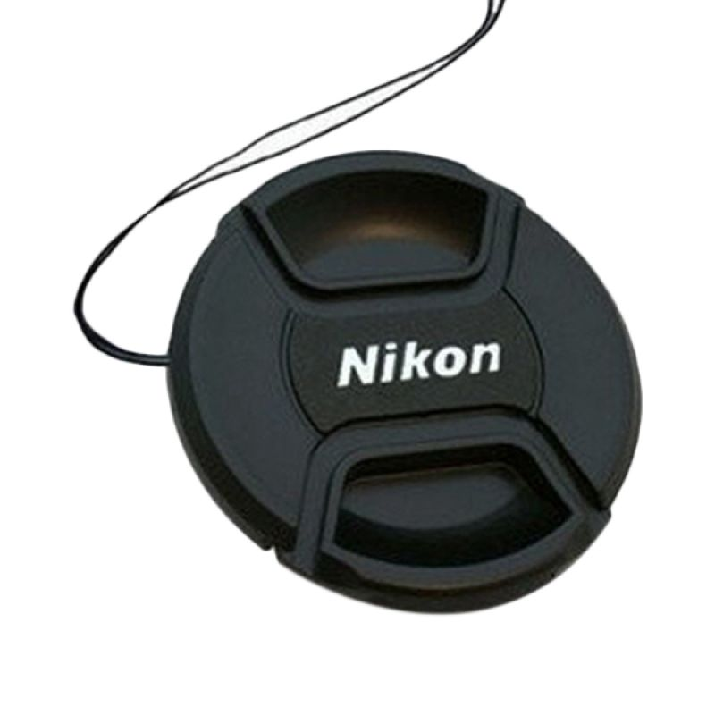 Nikon 52mm Black Lens Cap