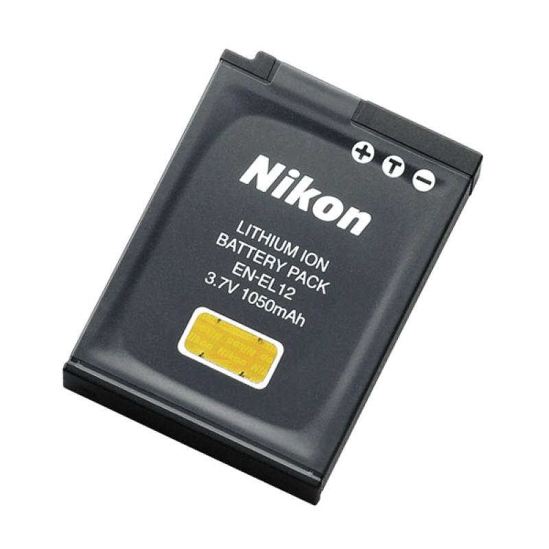 Nikon EN EL12 Baterai Kamera