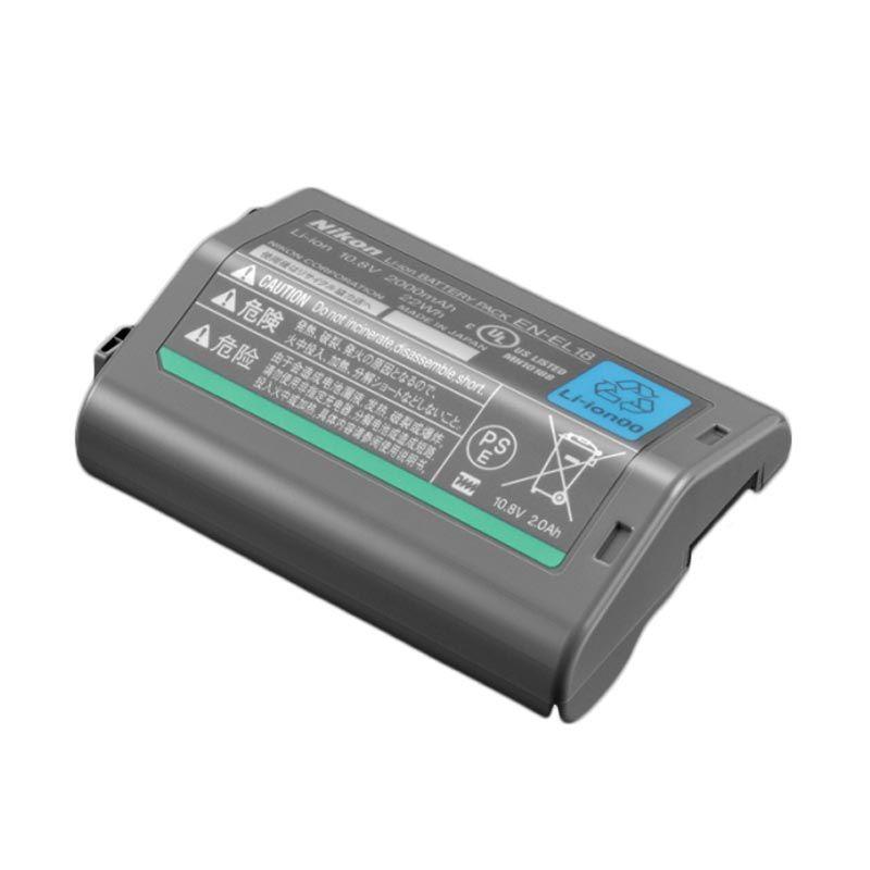Nikon EN-EL18 Baterai Kamera