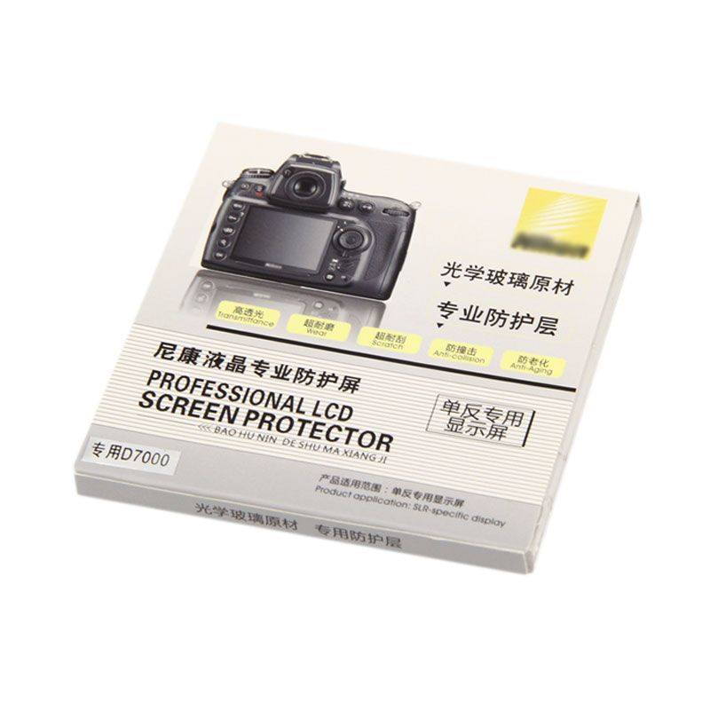 Nikon LCD Screen Protector for D7000