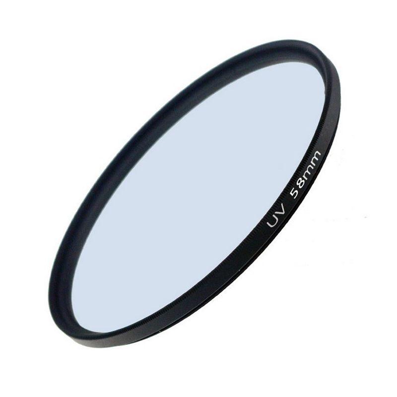 Nikon UV Filter Lensa [58 mm]