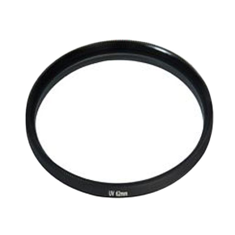 Nikon UV Hitam Filter Lensa [62 mm]