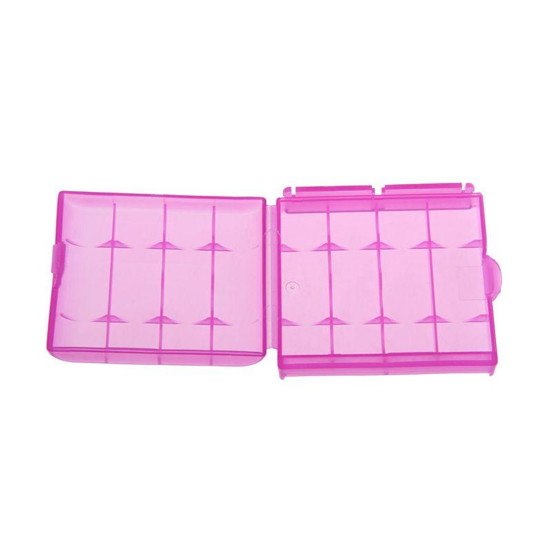 OEM Pink Kotak Baterai untuk AA or AAA