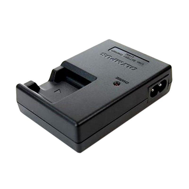 Olympus LI 40c Black Replacement Charger Baterai Kamera