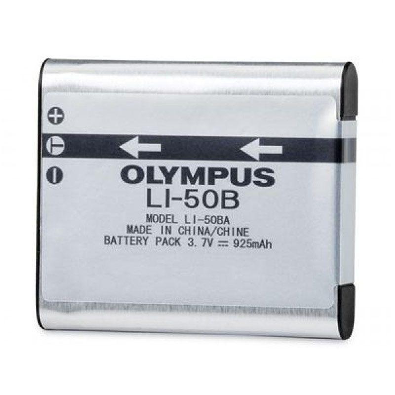 Olympus Li-50B Baterai Kamera [925 mAh]