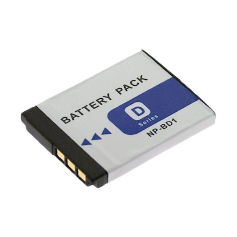 Sony NP-BD1 Putih Baterai