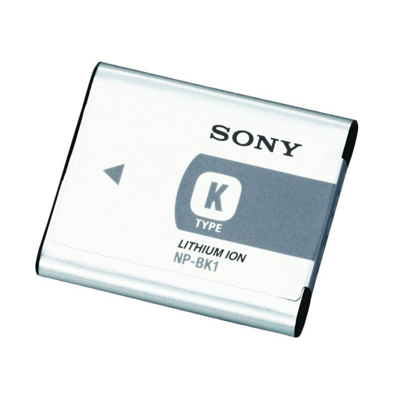 Sony NP-BK1 Putih Baterai Kamera [2100 mAh]