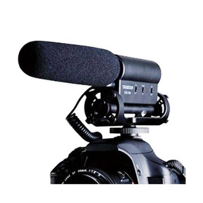 Takstar Shotgun Photography Interview SGC-598 Microphone for Nikon Canon DSLR Camera