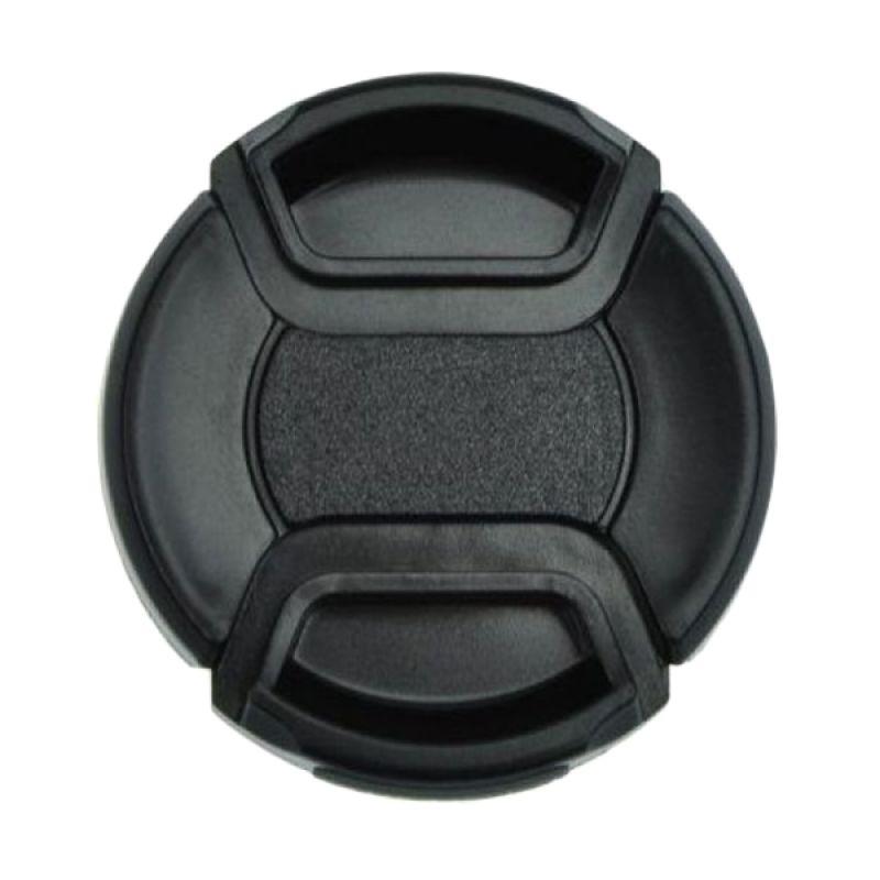 Third Party 72mm Black Lens Cap