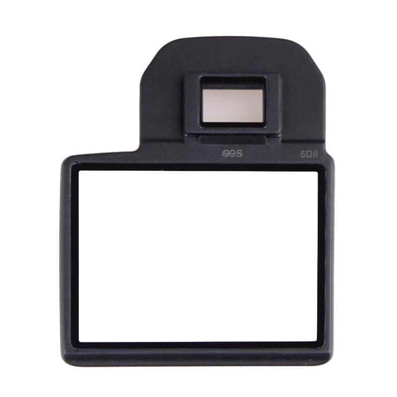 Third Party DSLR LCD Screen Protector for 5DII