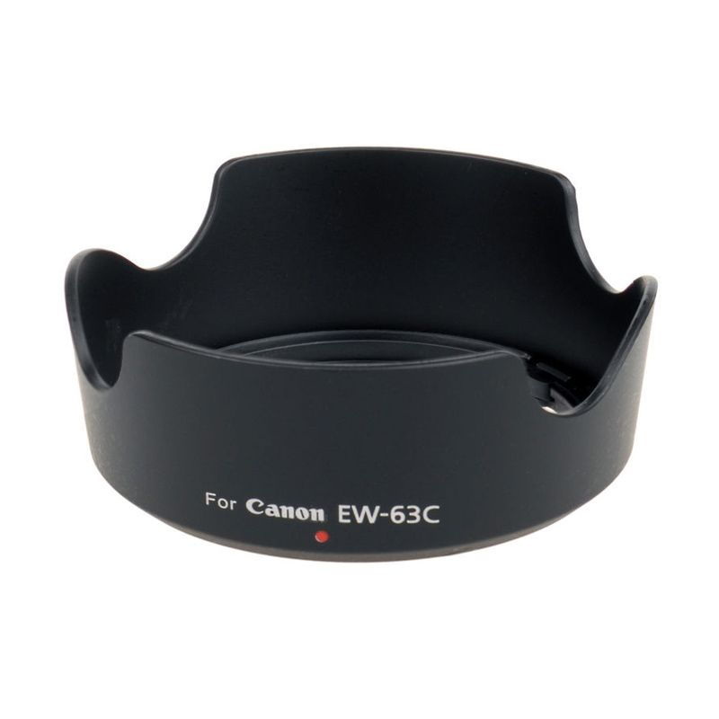 Third Party EW-63C Lens Hood For Canon 18-55mm