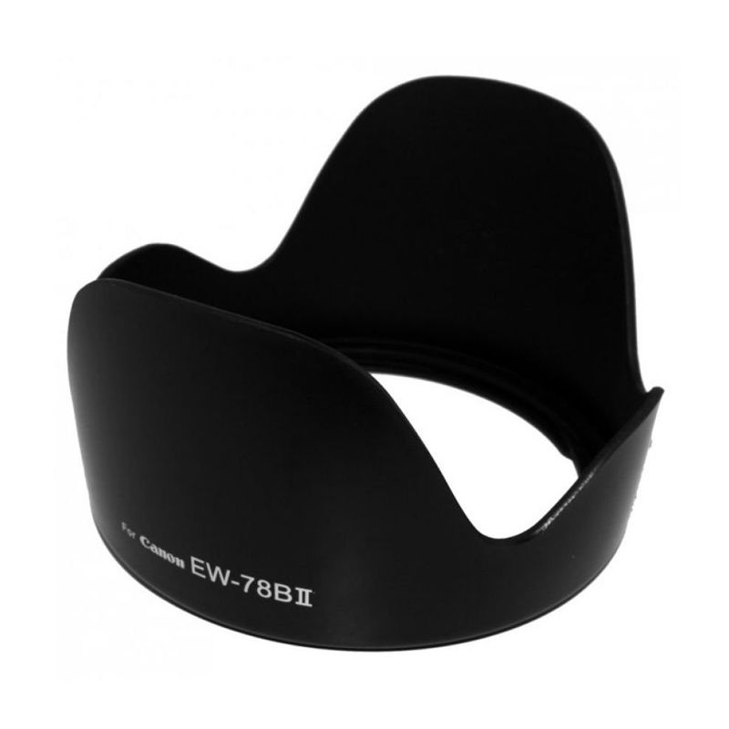 Third Party EW-78B II Lens Hood for Canon EF 28-135mm
