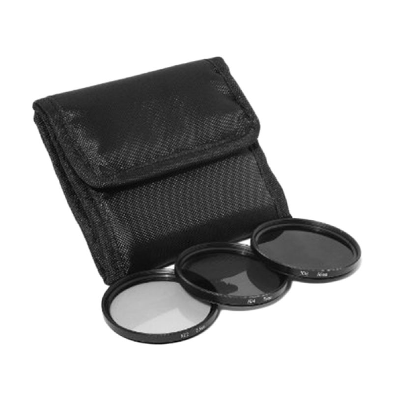 Third Party ND2 ND4 ND8 67mm Filter Lensa