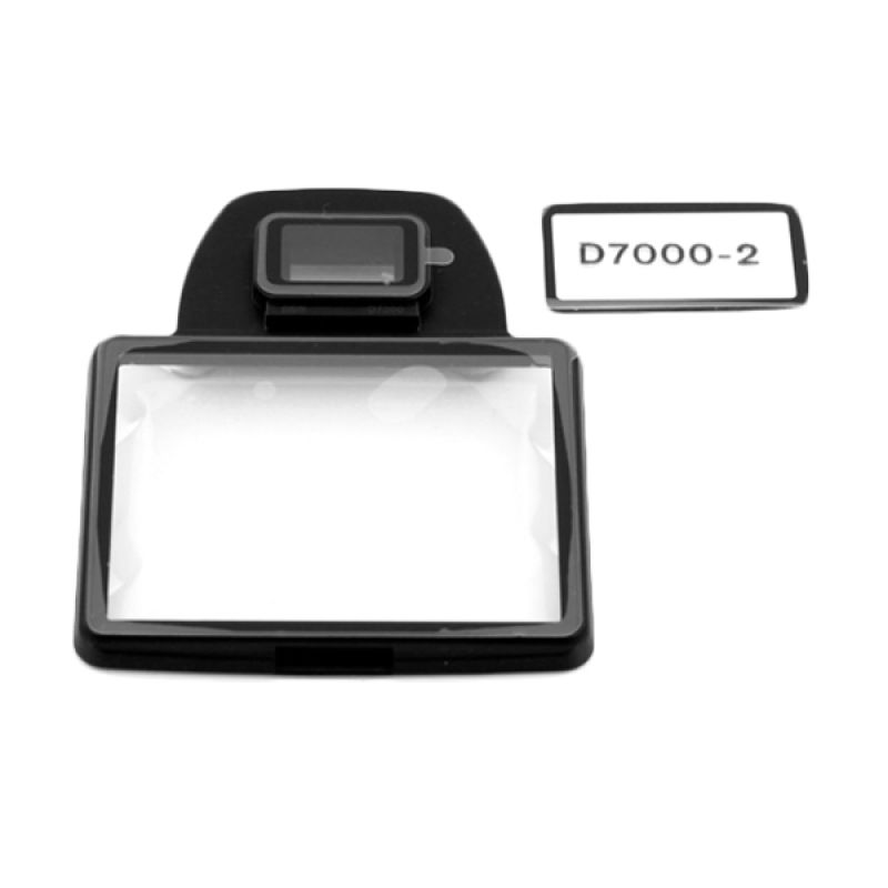Third Party Screen Protector for Camera GGS III DSLR LCD 7D