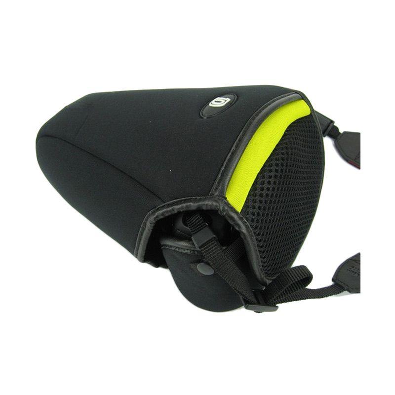 Third Party Softliner Hitam Tas Kamera untuk Nikon D [Size M]