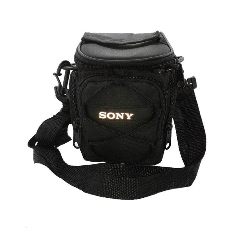 Third Party Sony 205 Hitam Tas Kamera