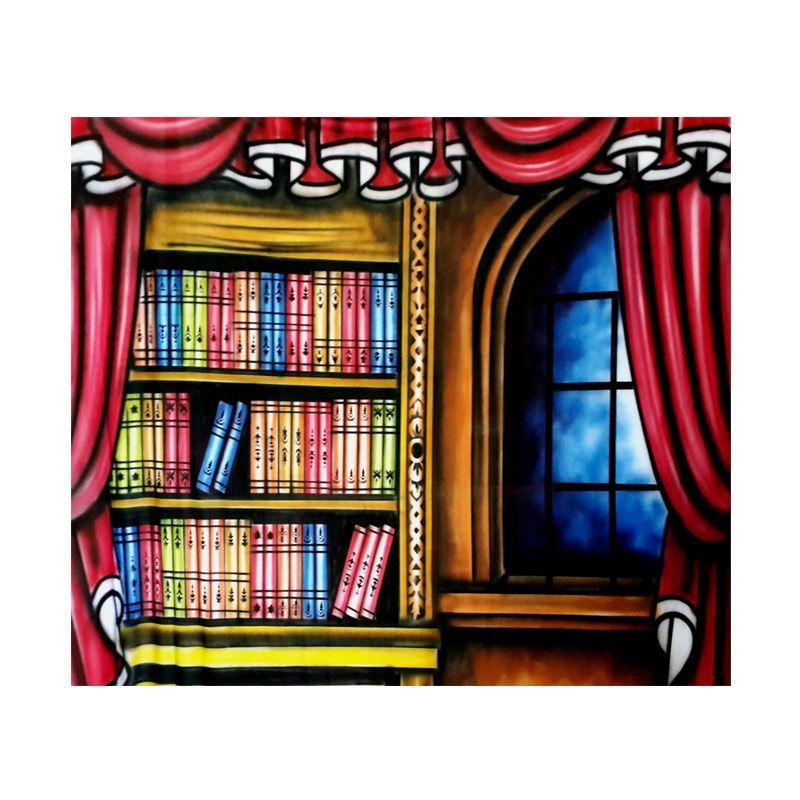 Third Party Wisuda Rak Buku WS-150100 Background Foto