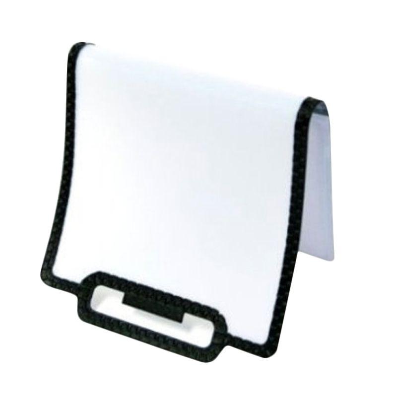 Universal White Camera Flash Diffuser for Nikon or Canon