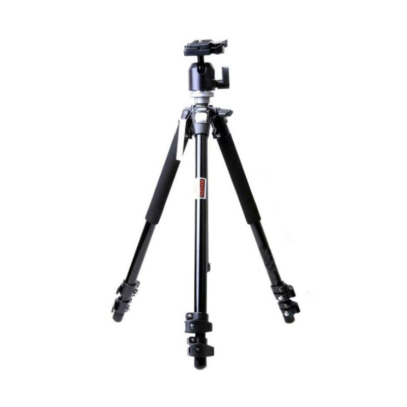 Victory Ball Head 3010 Hitam Tripod