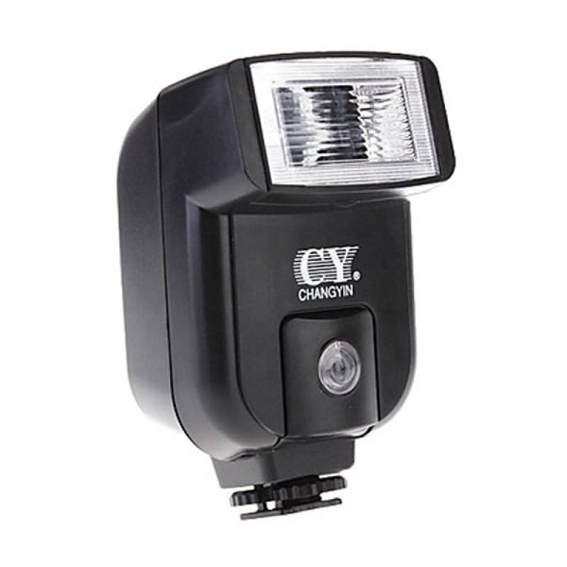 YINYAN Universal Hot-Shoe CY-20 Flash Kamera