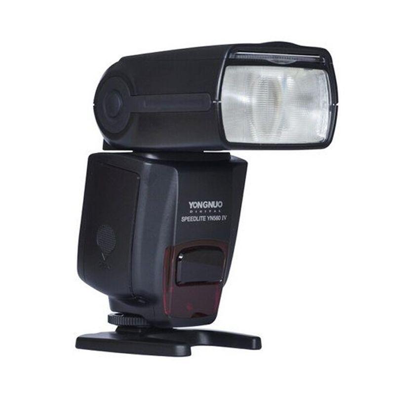 Yongnuo YN-560 Mark IV Hitam Flash Kamera