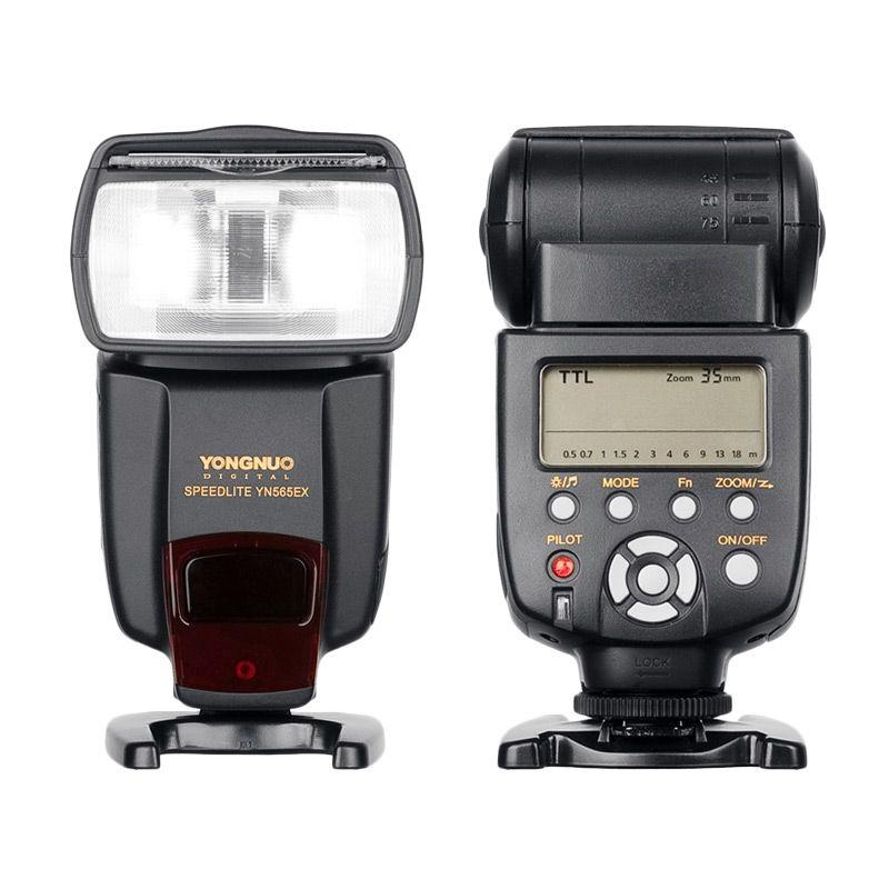 Yongnuo YN-565EX II TTL Flash untuk Kamera DSLR Canon
