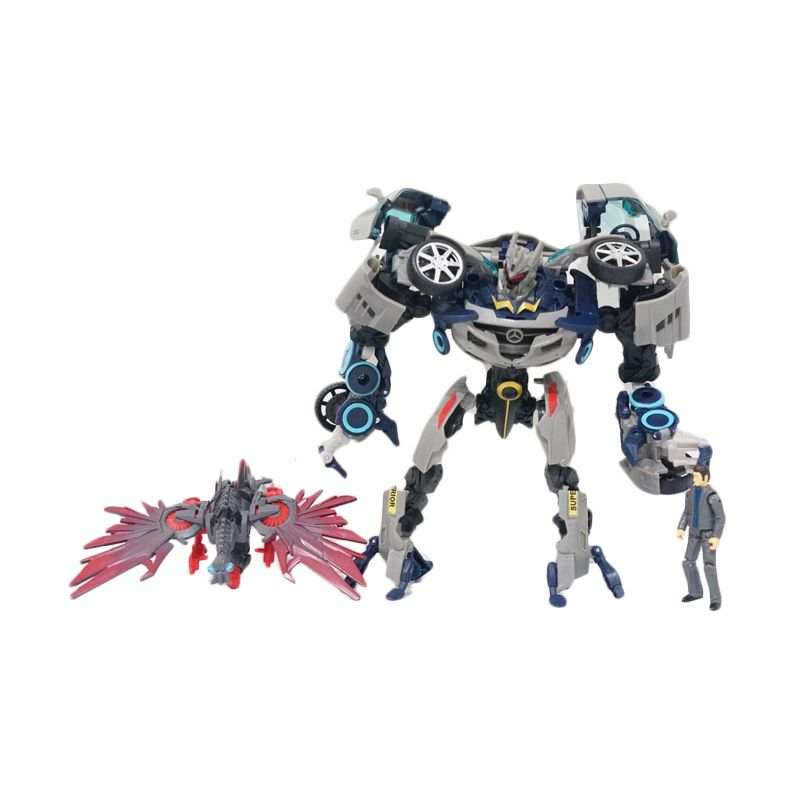 Hasbro Transformers Soundwave Grey Action Figure