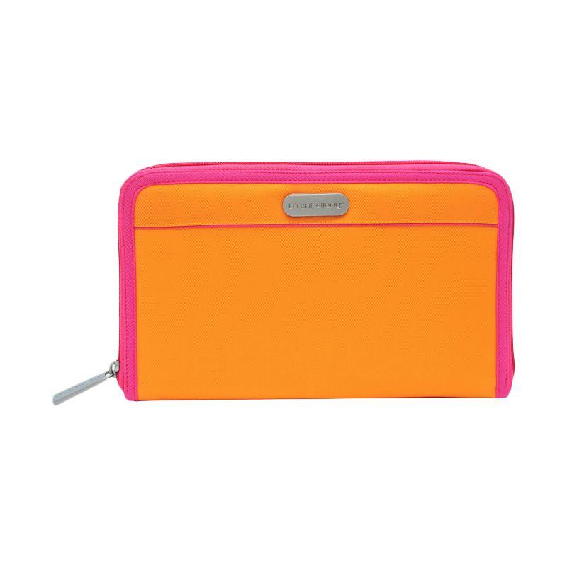 D'renbellony Smartphone Organizer - Yellow Magenta | Dompet HP | Smartphone wallet