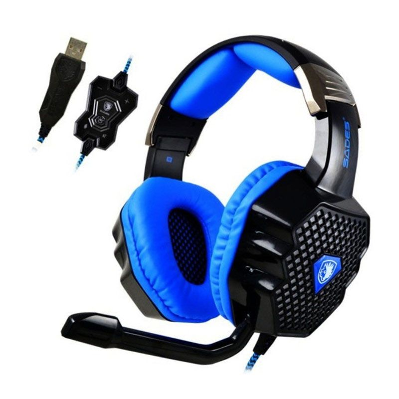 Sades SA-909 Skynet Gaming Headset
