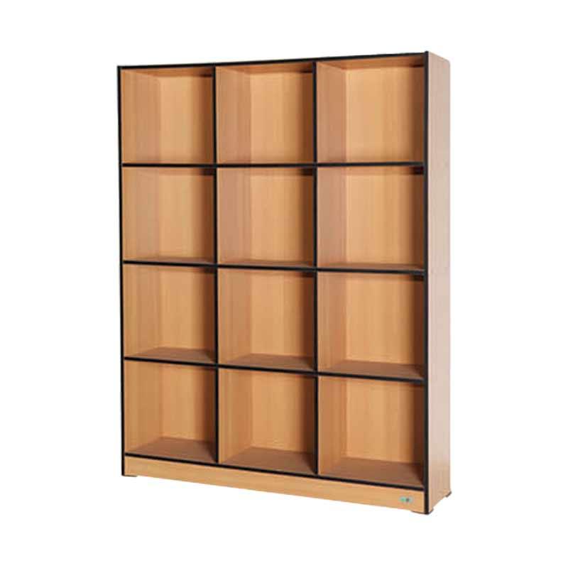 Best Furniture BC 03-01.D Varia Bookcase Rak Buku