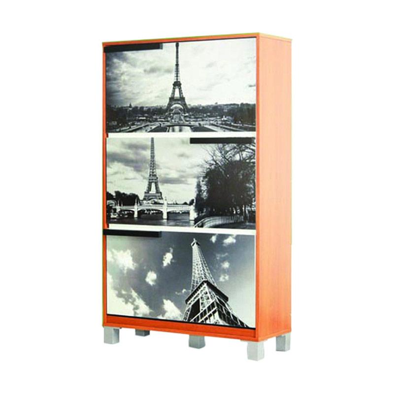 Best Furniture Eiffel Rak Sepatu