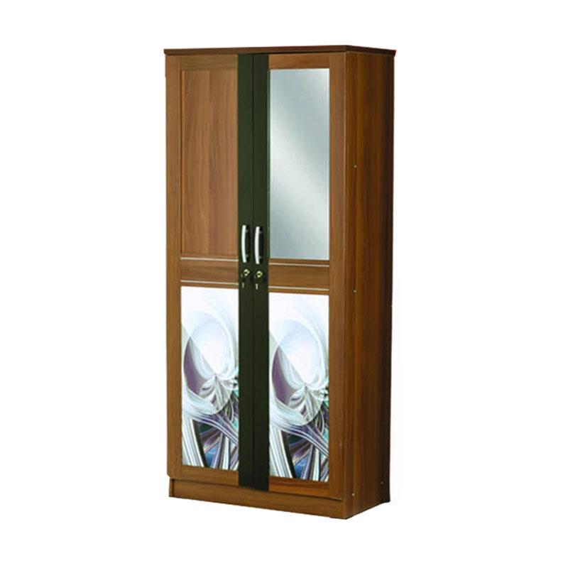 Best Furniture Eloika Lemari Pakaian [2 Pintu]