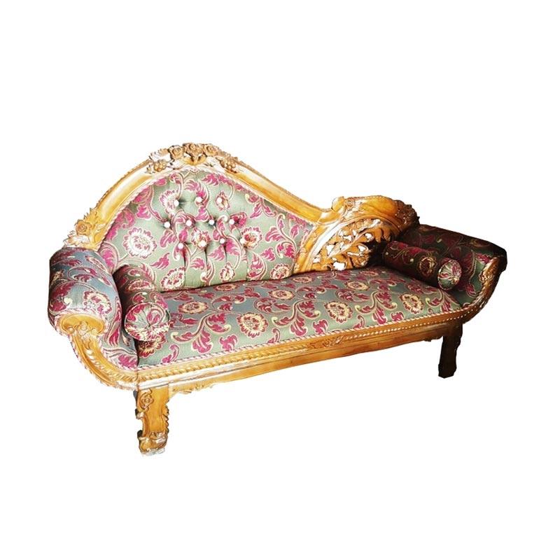Best Furniture Klasik Jati Muria 03 Sofa