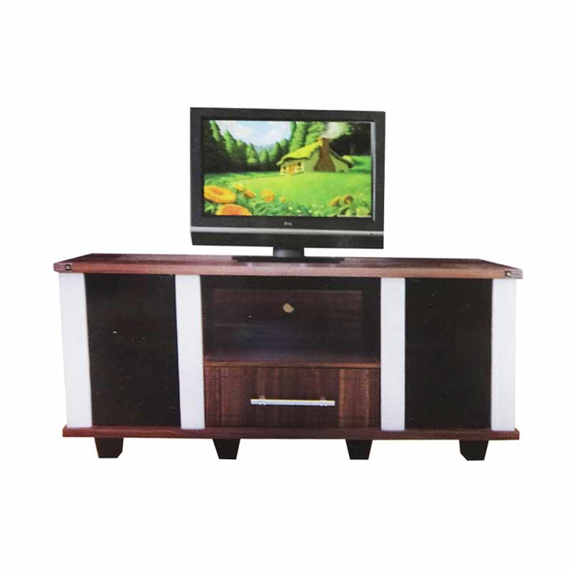 Best Furniture Roma Rak TV - Coklat