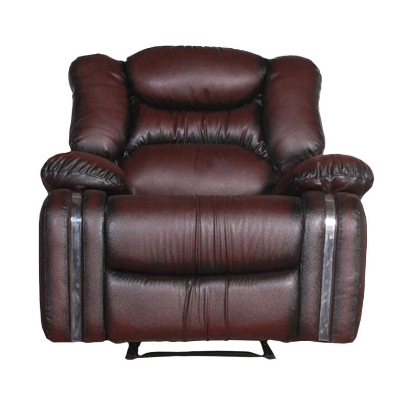 Best Furniture Wellington's StarLucky Wosh Recliner 1 Dudukan Sofa Santai