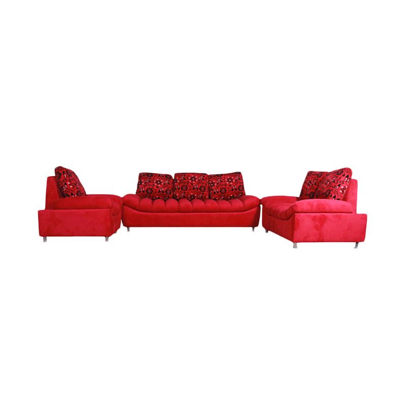 Wellington's 7810 321 Merah Set Sofa