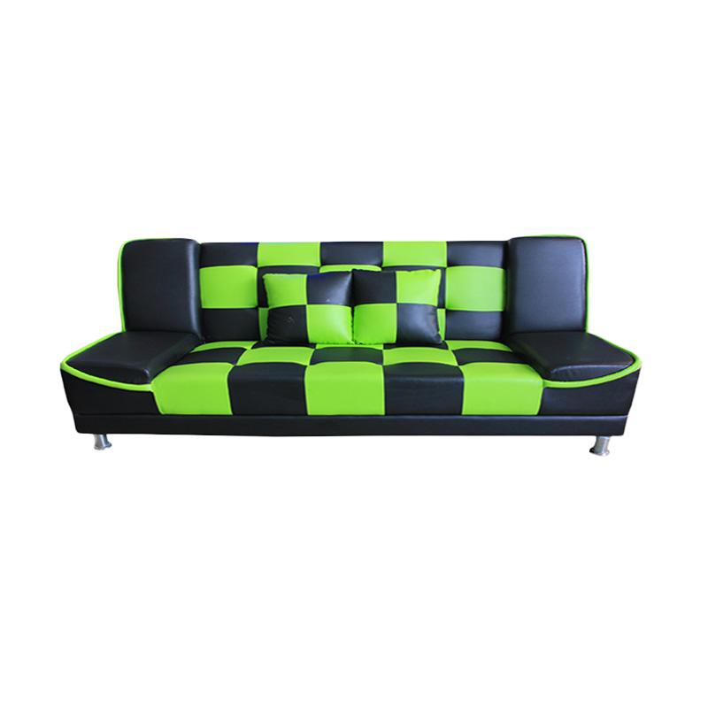 Best Furniture Wellington's Dam Dam 2in1 Voltus Green Sofa Bed
