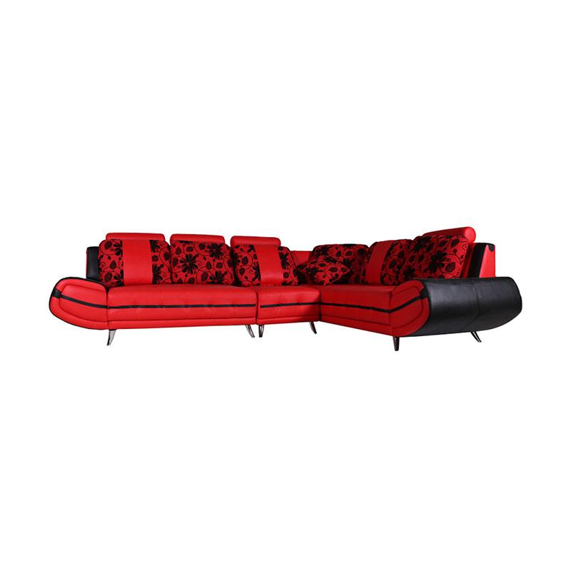 Jual Best Furniture Wellington S L 888 21s Mirage Merah Hitam Sofa Online Desember 2020 Blibli