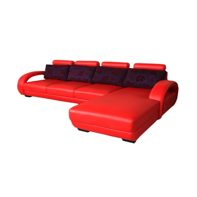 Wellington's Sofa L Trueno Mirage Red