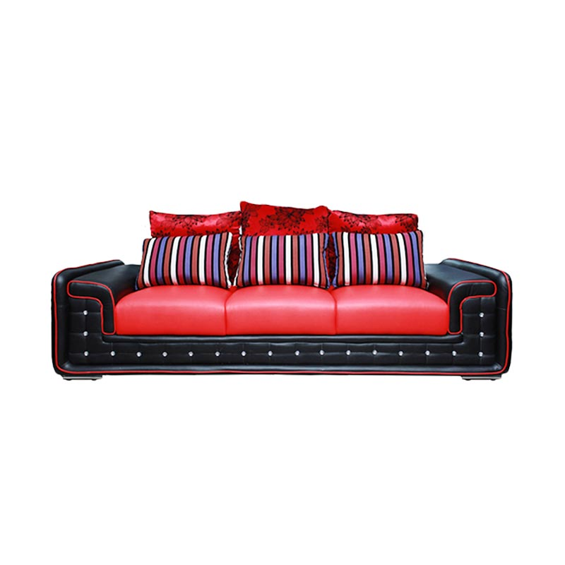Jual Wellington S Sofa President 321 Ddk Osc Merah Hitam Online