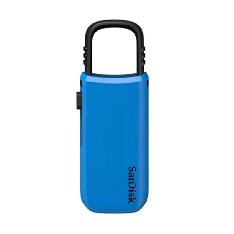 SanDisk Cruzer U CZ59 Blue Flashdisk [8 GB]